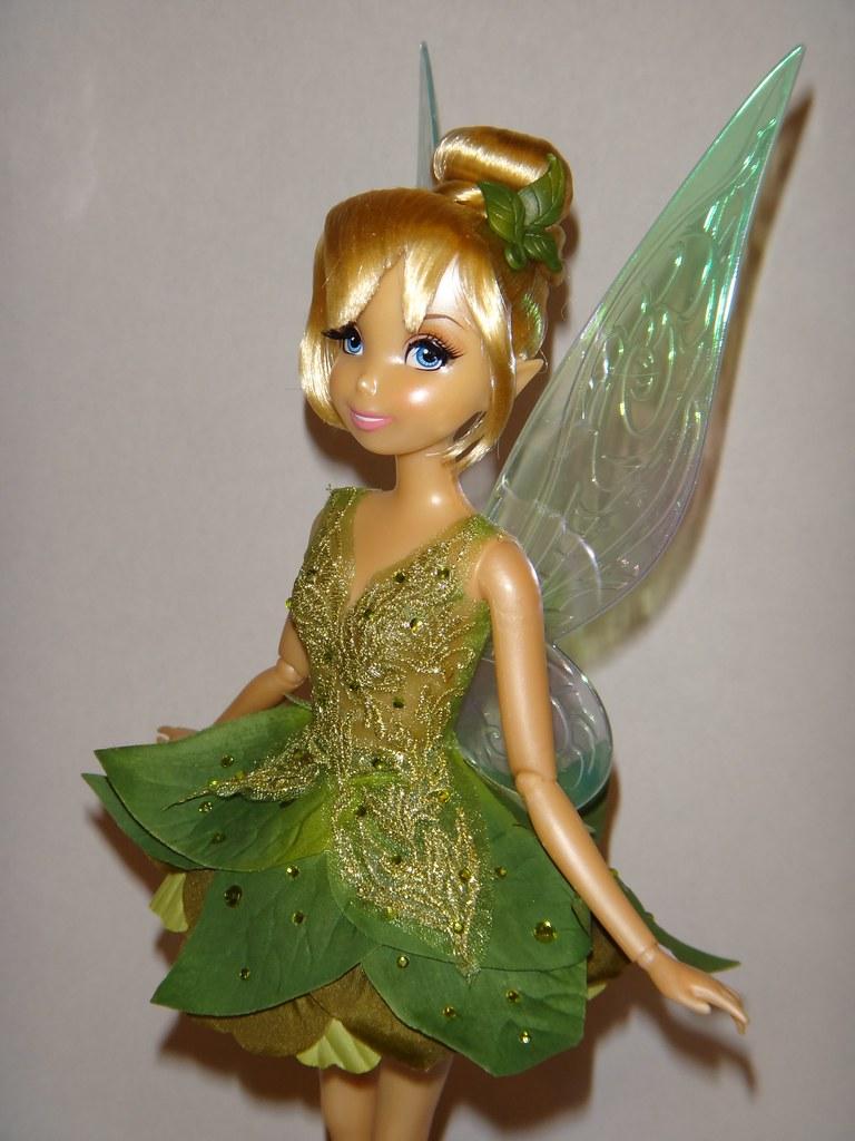 Tinker Bell Limited Edition Designer Doll Us Disney Stor