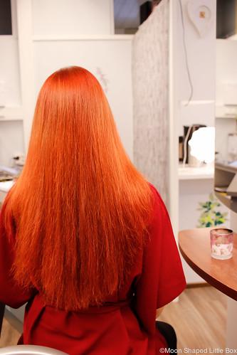 EcoBeautyHairKokemuksiaEkokampaamoKasvivärjäysKokemuksia-13 Punaiset hiukset kasvivärillä hennalla Eco Beauty Ekokampaamo Joensuu Pohjois- Karjala luonnollinen hiustenvärjäys kasviväri hennavärjäys kasvivärit kokemuksia kasvivärjäämisestä kasvivärjääminen EcoBeauty Blogi tyyliblogi lifestyle ekologisuus ekologinen hiustenvärjäys