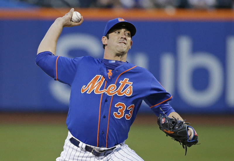 Matt Harvey。(達志影像資料照)