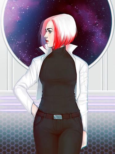 Эрида - космос by Alkiores