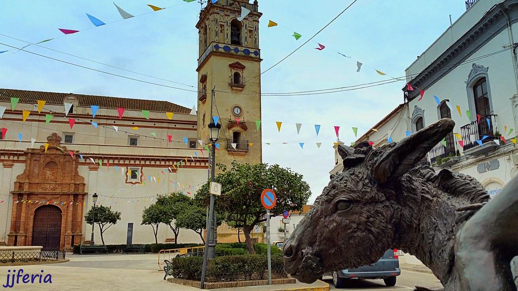 Iglesia de Moguer