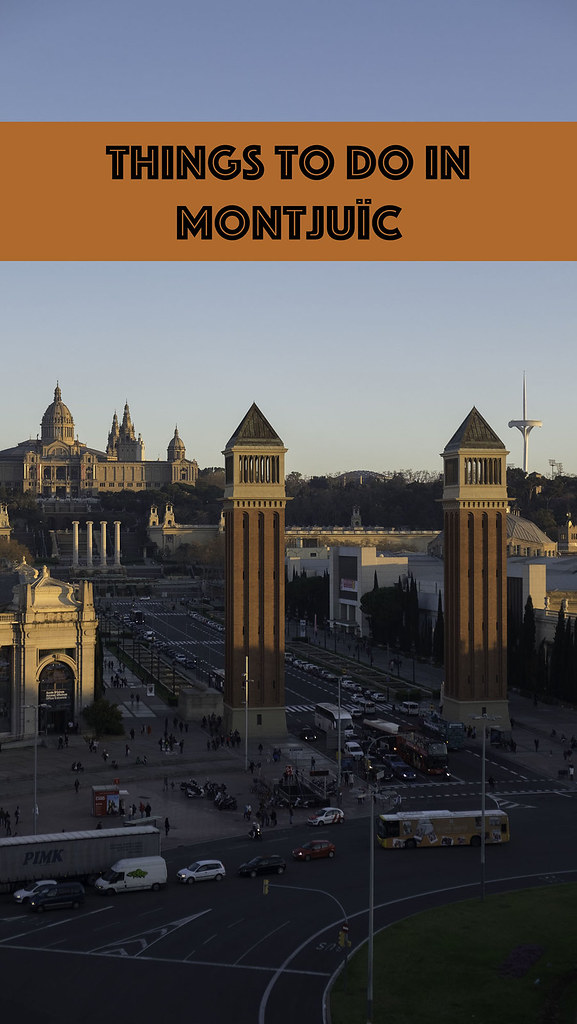 Things to do in Montjuïc