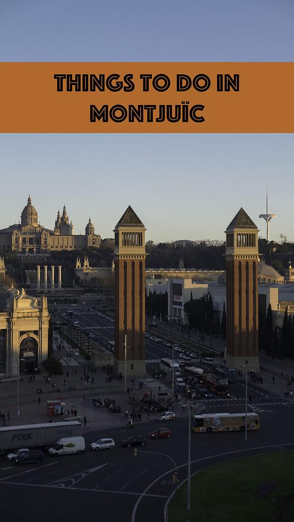 Things to do in Montjuïc