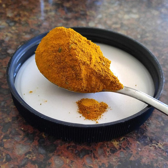 It'll cure what ails you! Japanese curry powder I made for a cold-exorcising Japanese chicken curry, made 100%  from scratch. No roux! #yummy #yum #vegetarian #spicy #curry #eeeeeats #spicemix #japanese #food #vegan #glutenfree