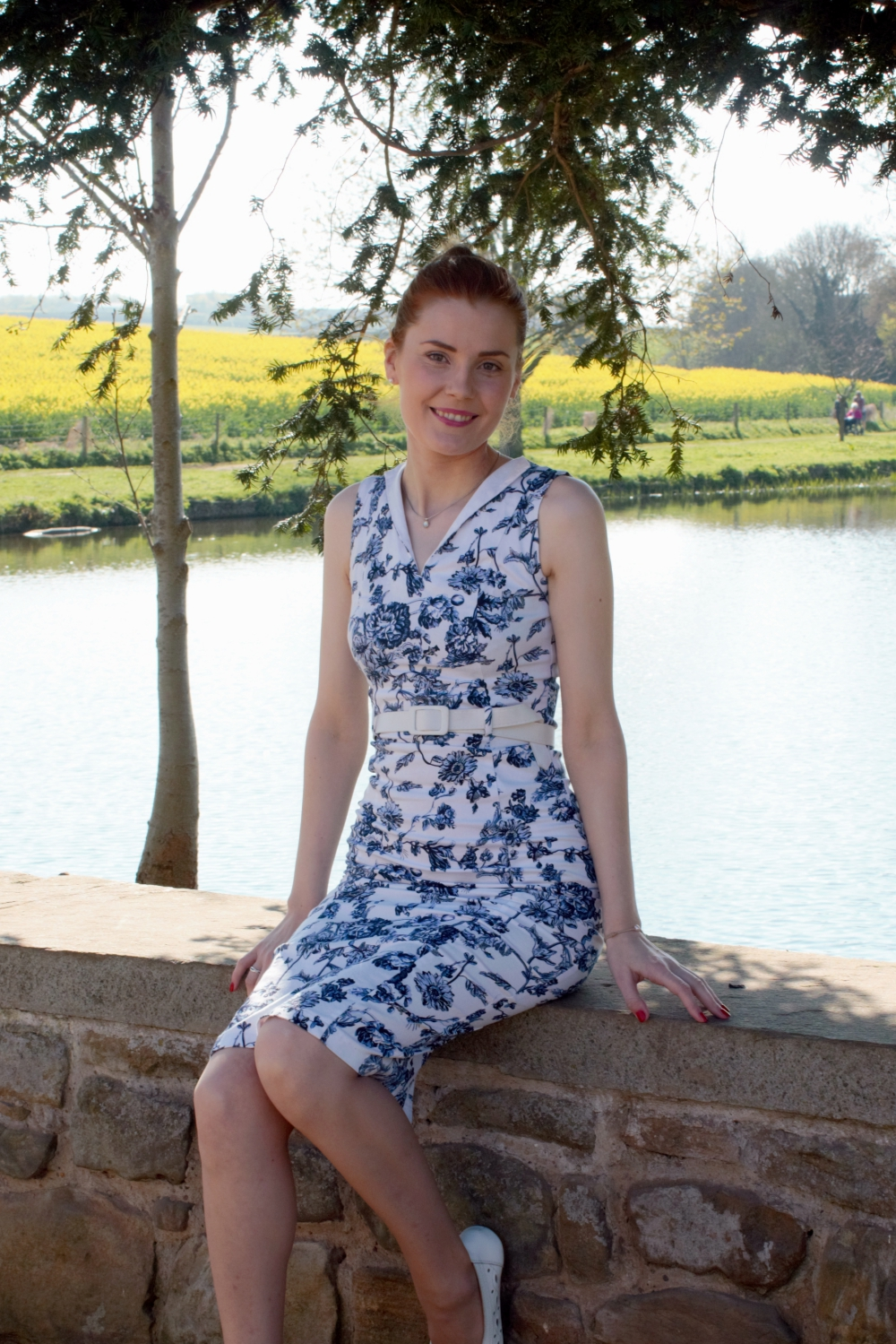 "Collectif ""Helen"" Dress"