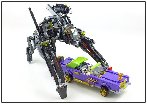 The LEGO Batman Movie 70908 The Scuttler 21