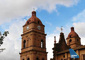 Santa Cruz de la Sierra catedral (RD)