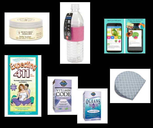 My Pregnancy Essentials