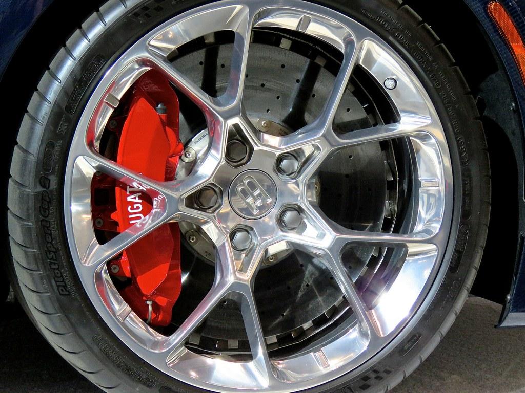 Bugatti Chiron NYIAS 2