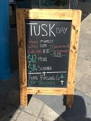 Tusk day