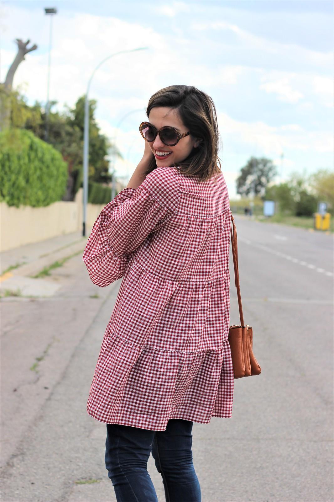 Look cuadros vichy rojo_ Rojo Valentino Blog (5)
