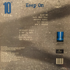 10 BELOW:KEEP ON(JACKET B)