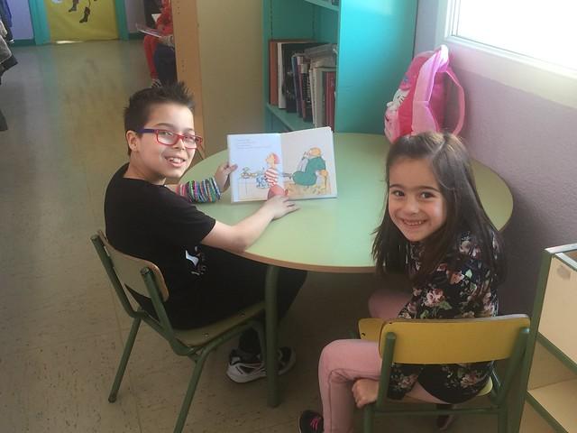 Apadrina a un lector 2017