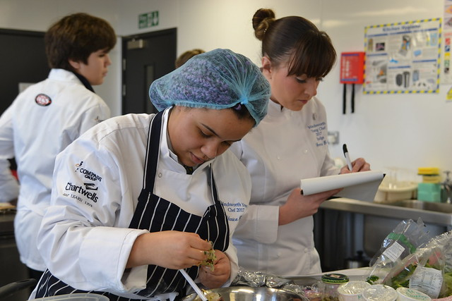 Wandsworth Young Chef final 2017