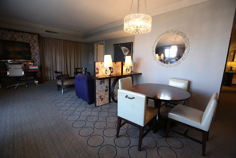 Cosmopolitan Las Vegas Wrap Around Suite 7