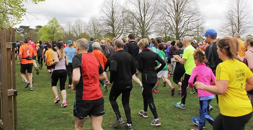 Bushy parkrun #676 - 15th April 2017 (10)