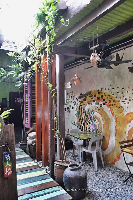 6.Calanthe Art Café – 13 States Coffee, Melaka (Jonker Street)