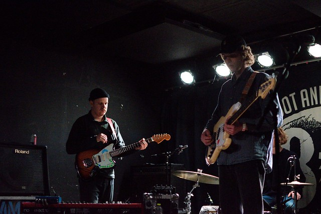 Methyl Ethel / Blonder / Archawah @ Boot & Saddle