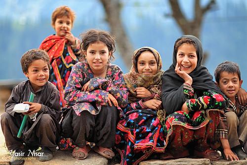 "Kashmiri Kids | ""Let us be grateful to the people who make u ..."