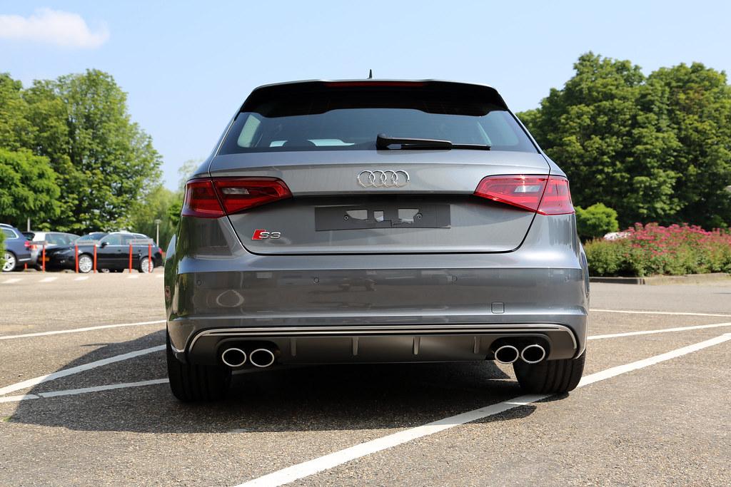Image Result For Audi A Sportback Monsoon Grey