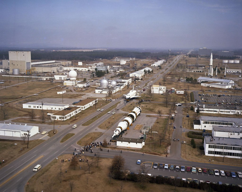 George C. Marshall Space Flight Center   This March 15 ...