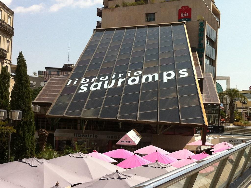 Librairie Sauramps Montpellier