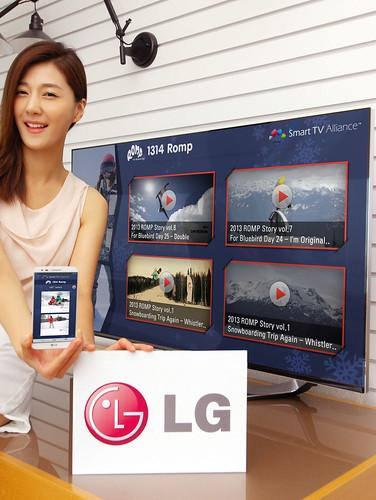 LG 주도 「스마트TV 얼라이언스」, 앱 개발 환경 대폭 개선  LG ...