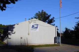 Harvey, IA post office | by PMCC Post Office Photos