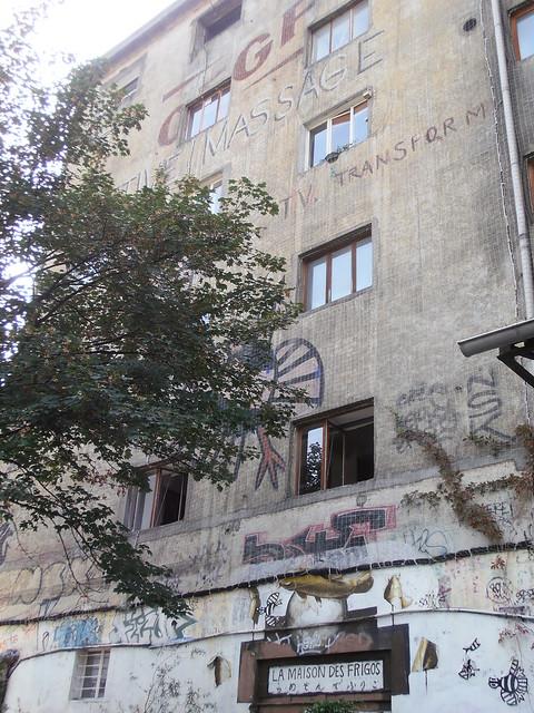 La maison des frigos paris 13 flickr photo sharing - La maison des frigos ...