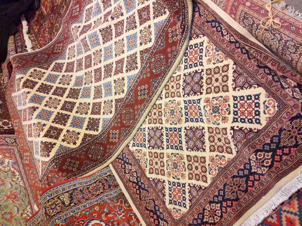 persian carpet  ali reza  Flickr