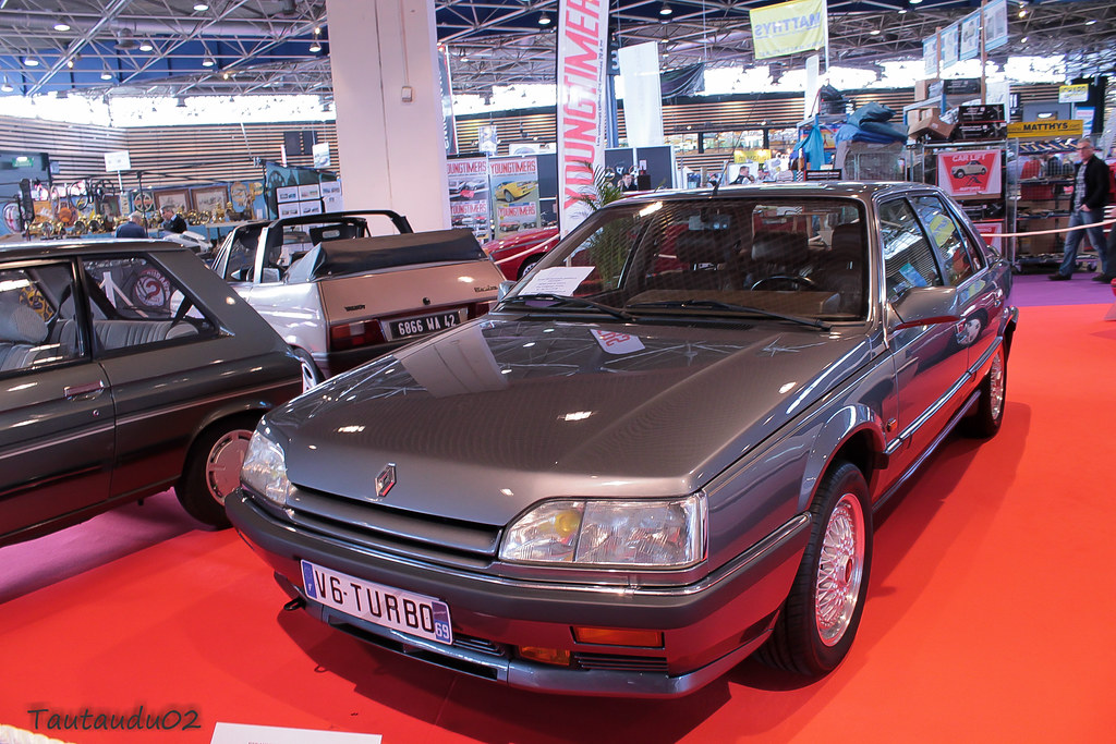 renault 25 v6 turbo baccara evolution de la r25 berline a flickr. Black Bedroom Furniture Sets. Home Design Ideas