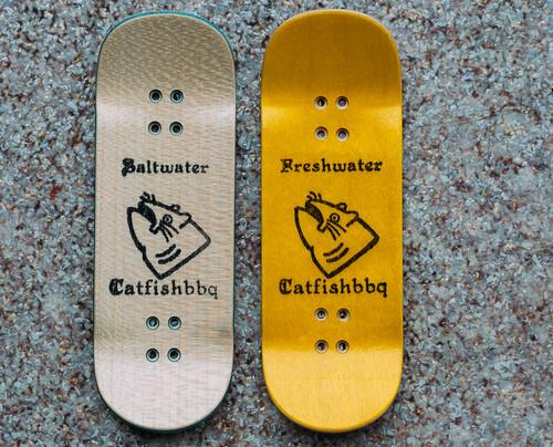 Catfishbbq - Frshwater VS Saltwater