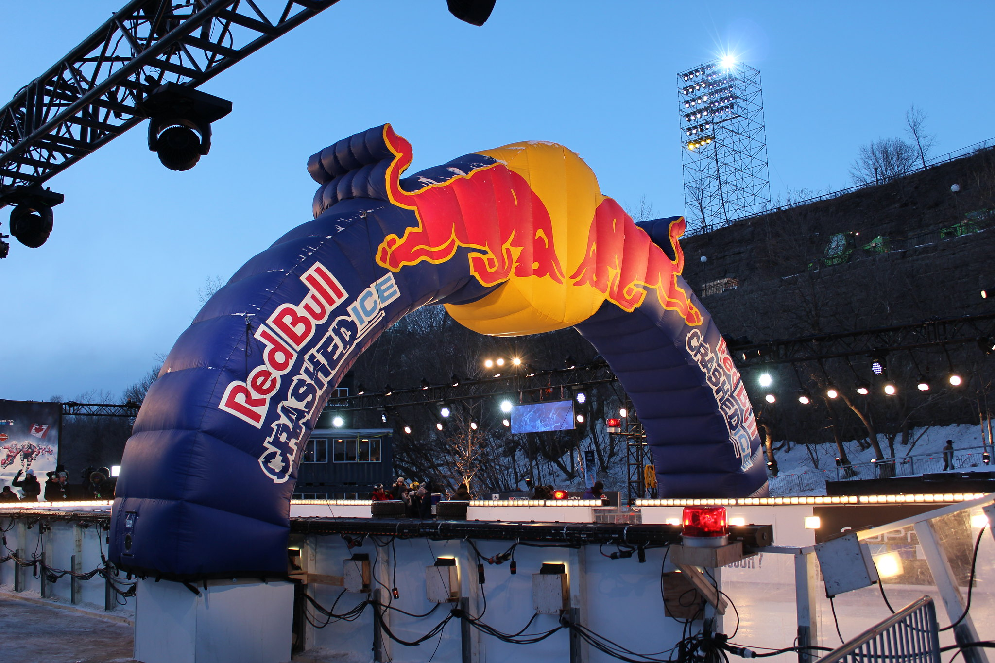 Final Red Bull Crashed Ice