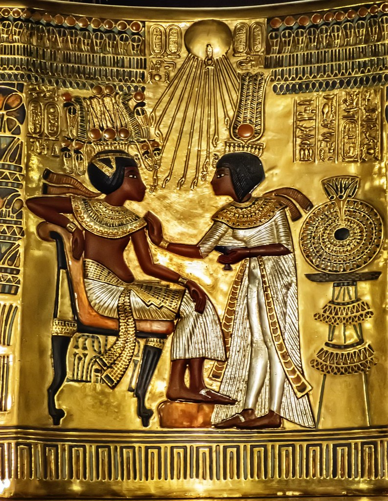 tutankhamen changing interpretations Tutankhamun (tutankhaten), has become one of the most famous pharaohs of ancient egypt although he had a short reign and is not even mentioned in the abydos kings list.