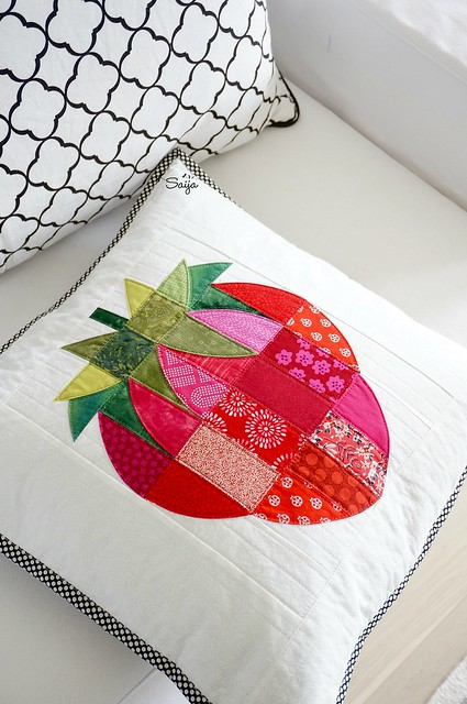 Srawberry pillow