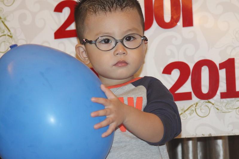 Sinh nhật bé Hải Đăng - 2 tuổi