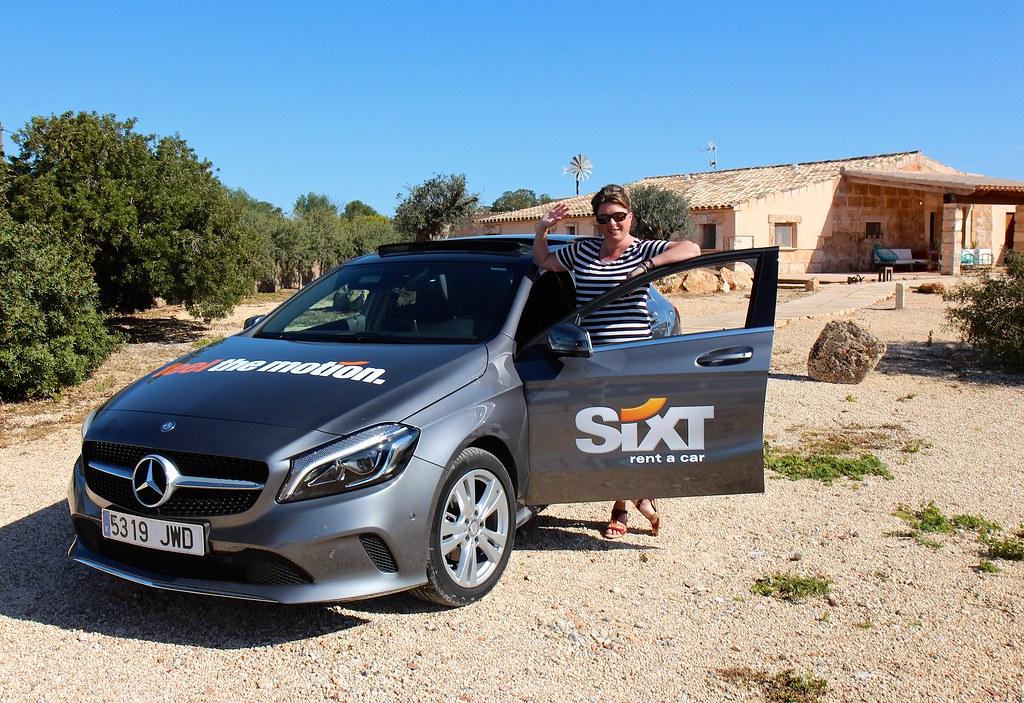 Autonvuokraus Mallorca SIXT