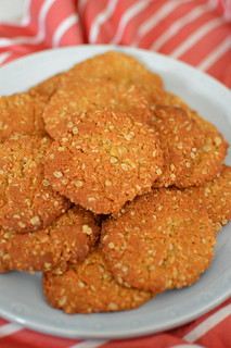 Anzac Biscuit Recipe for Anzac Day