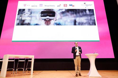 Gründerpitch @ HSG Alumni Deutschland Konferenz 2017