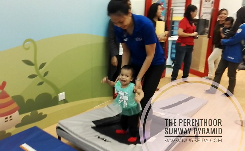 The Parenthood Sunway Pyramid
