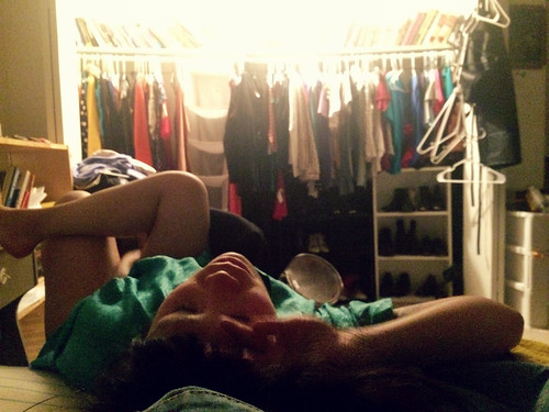 After Hours in Ana's Bedroom (April 28 2016)