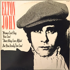 ELTON JOHN:THOM BELL SESSION(JACKET A)