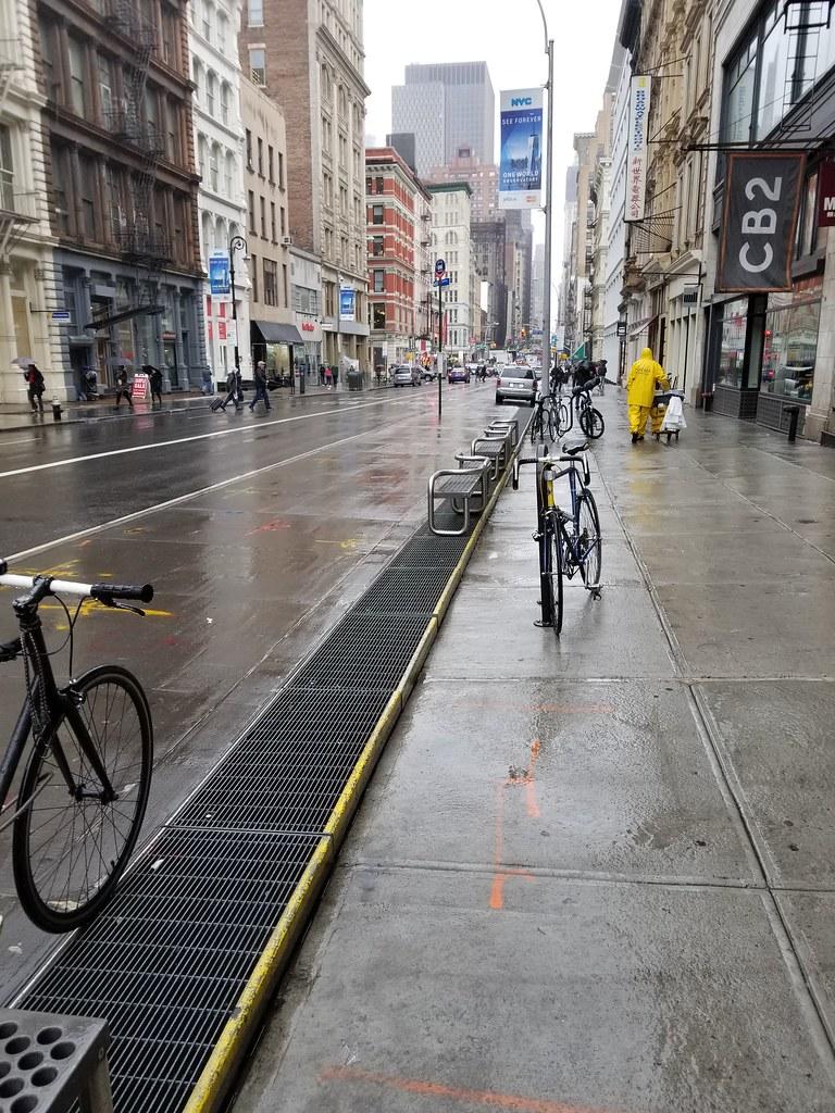 Suasana di Chinatown, New York, Amerika Serikat. Liputan6.com/Iskandar