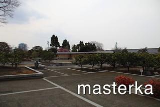 松山城の二の丸