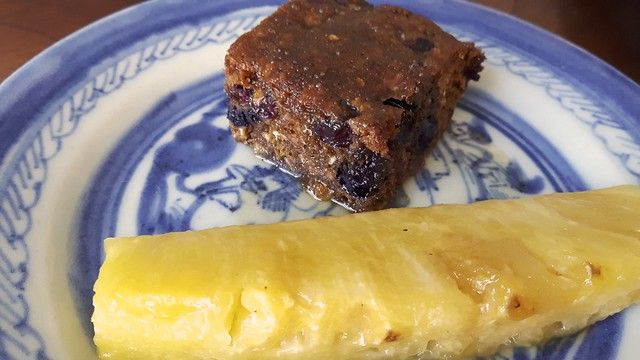 Molasses Cake Pineapple 36