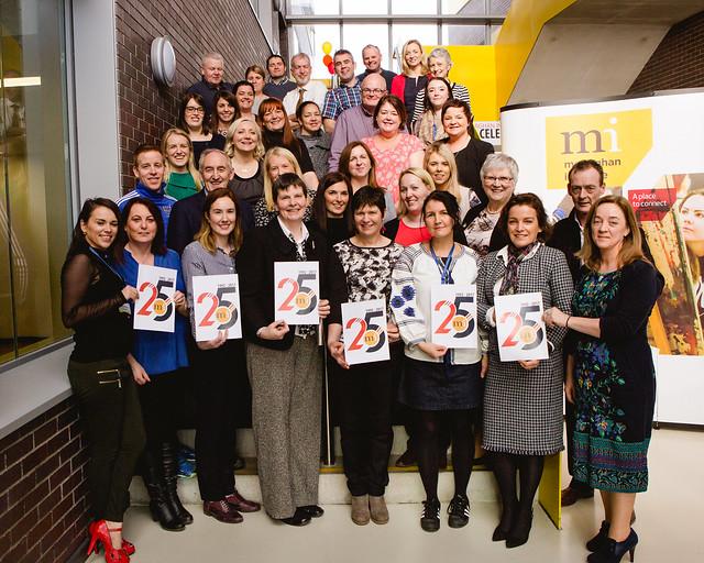 9th March 2017 MI Staff Launch 25th Anniversary Celebrations
