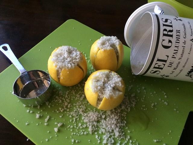Salted Lemons 2