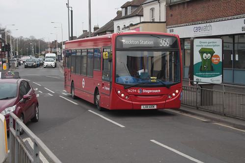 Stagecoach London 36294 LX11AXN