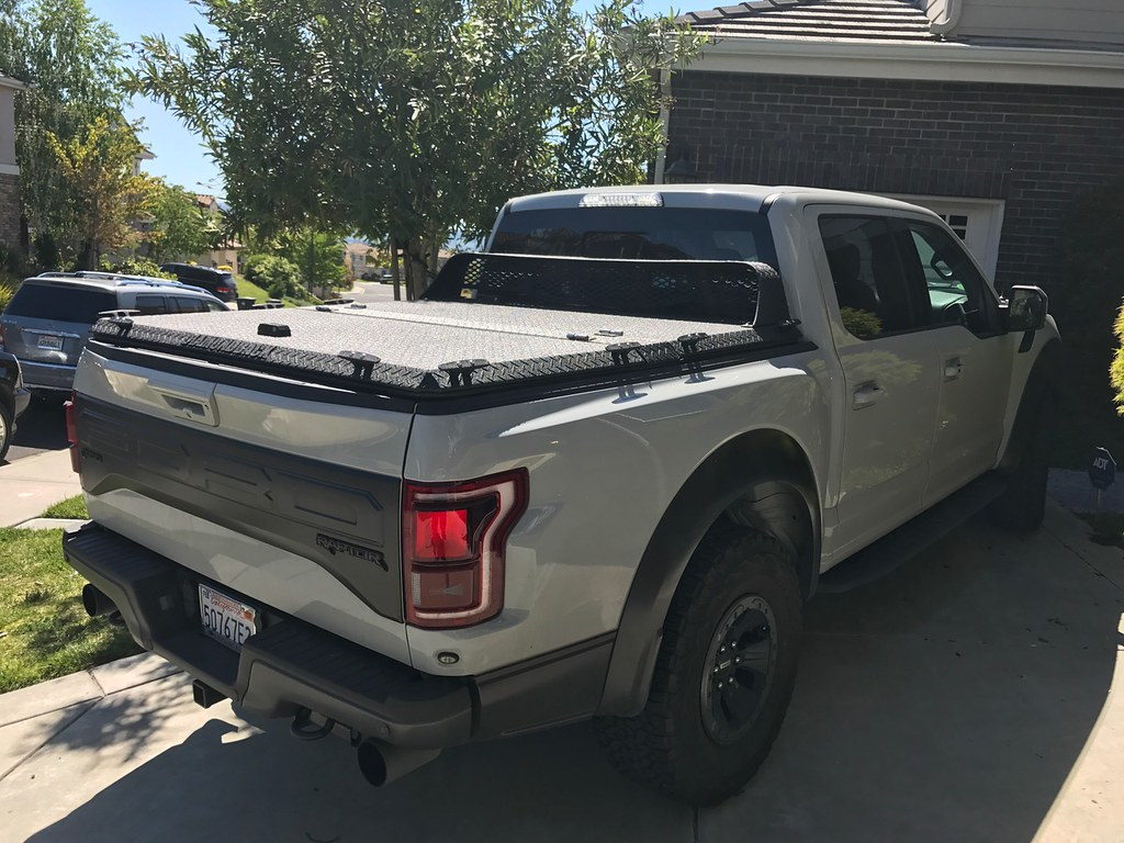 Ford F Bed Cover