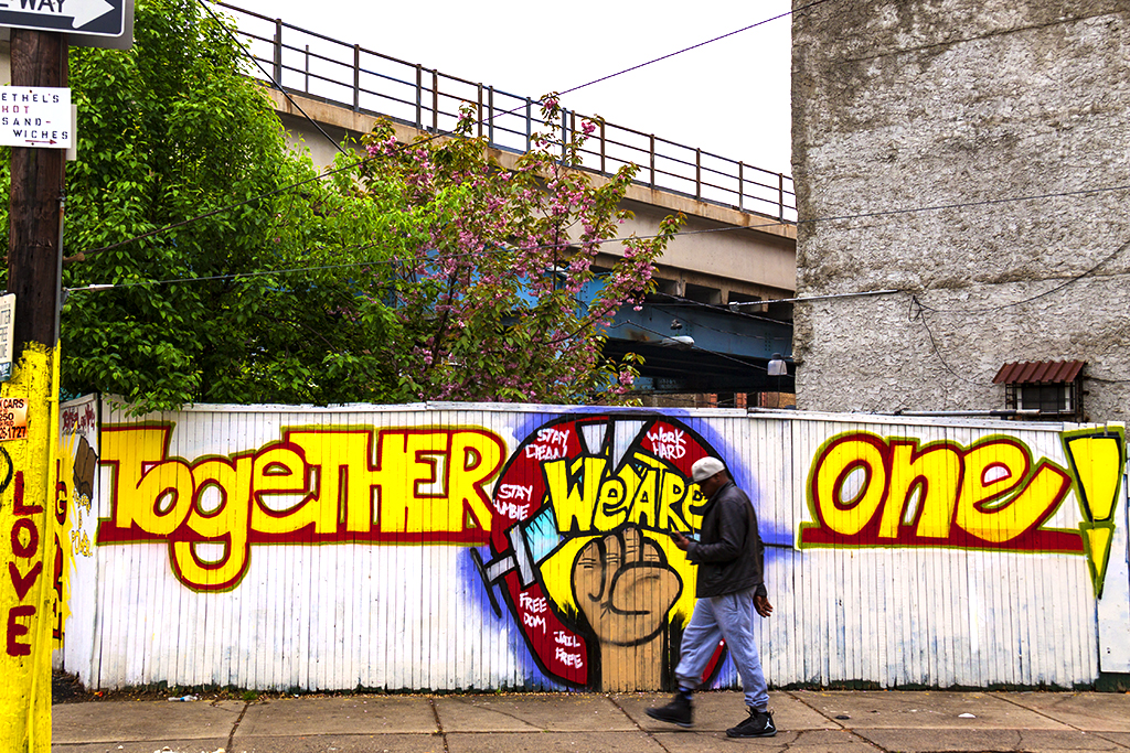 Together We Are One--Kensington